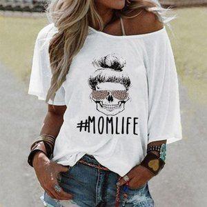 #MOMLIFE Alphabet T-shirt 02